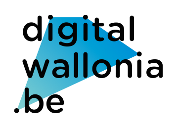 Logo Digital Wallonia